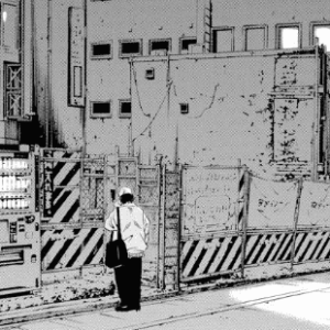 歌舞伎町の仮囲い